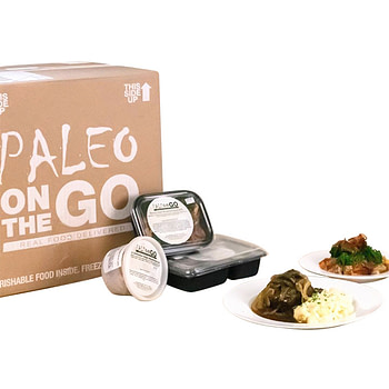 Paleo on the Go's Meal Delivery Service