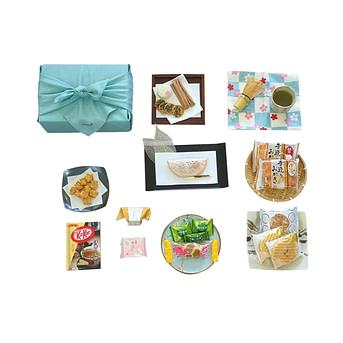 Snakku's japanese snack delivery service