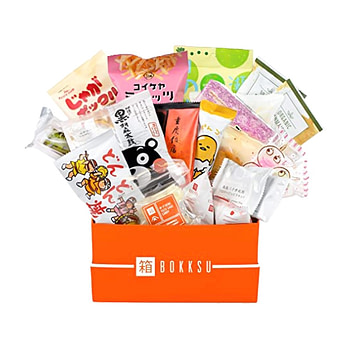 Bokksu's japanese unique snacks delivery services