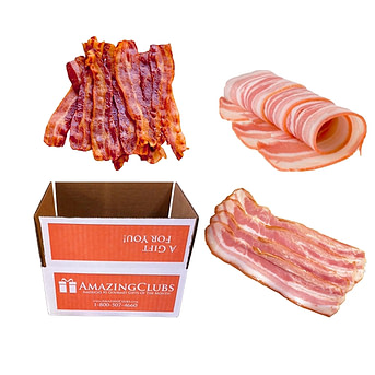 Amazing Clubs bacon delivery service