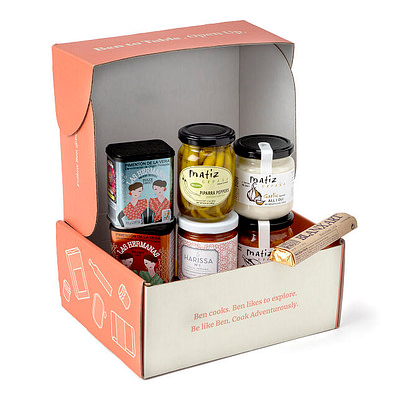 Taste of Spain Pantry Box