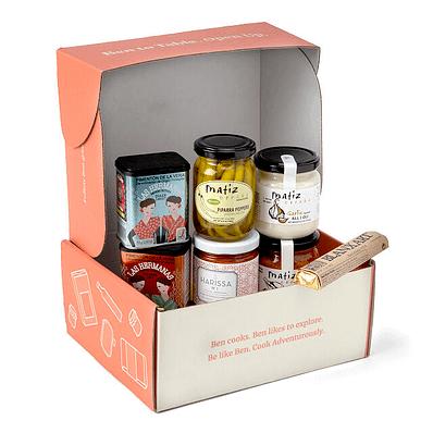 Taste of Spain Pantry Box