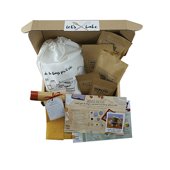 Whisk & Flour's baking kit delivery service