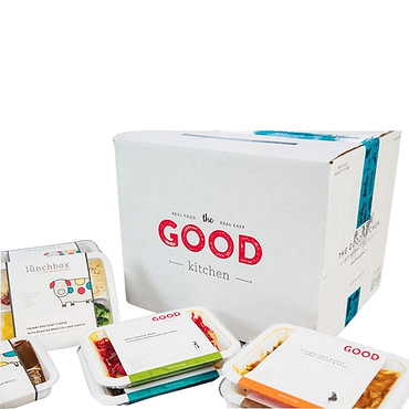 The Good Kitchen's Meal Delivery Service