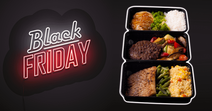 Black Fridays deals for meal delivery