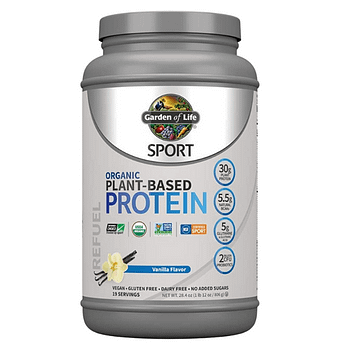 Sport Organic Plant-Based Protein delivery service
