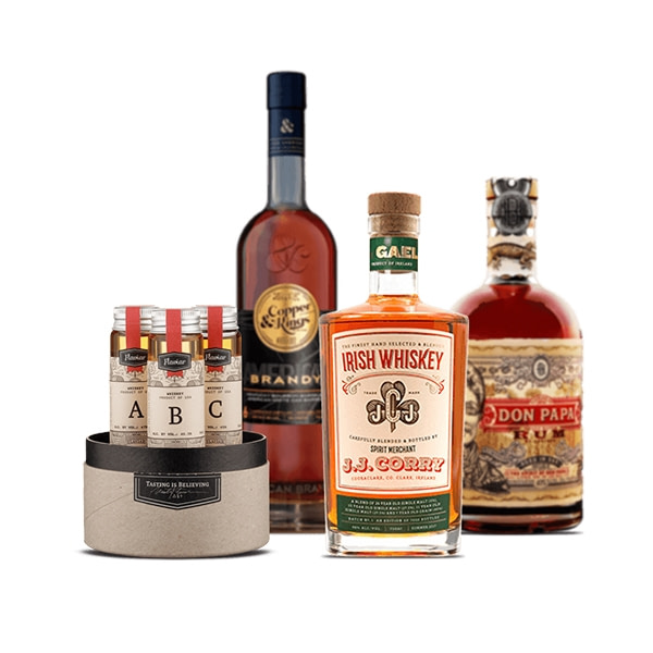 Flaviar popular whiskey selections