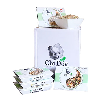Chi Dog's Food Delivery Service