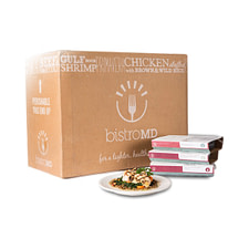 Silver Cuisine by bistroMD's Meal Delivery Program