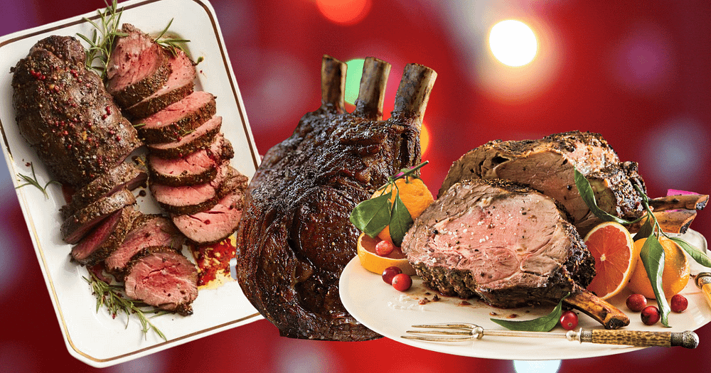 holiday meats and roasts