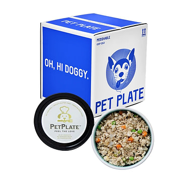 Pet Plate's Food Delivery Service