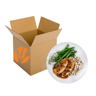 Home Bistro's Meal Delivery Program