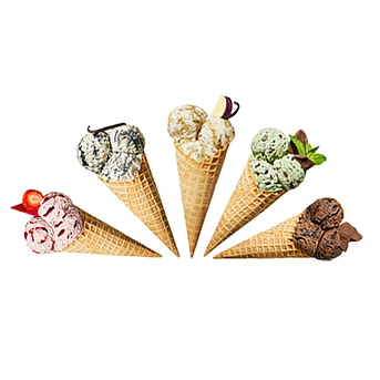 Scoops by Daily Harvest ice cream delivery service