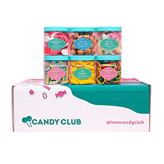 Candy Club Gift Basket delivery service