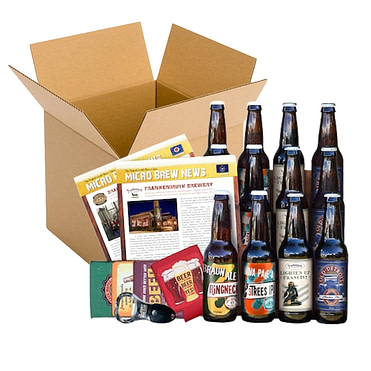Craft Beer Club ships the country's best craft beers from small, independent breweries