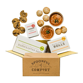 Spoonful of Comfort delivery service