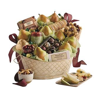 Harry & David Gift Basket delivery service