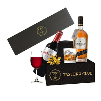 Taster's Club monthly delivers wines/whiskey in your doorsteps
