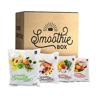 Smoothie Box delivery service
