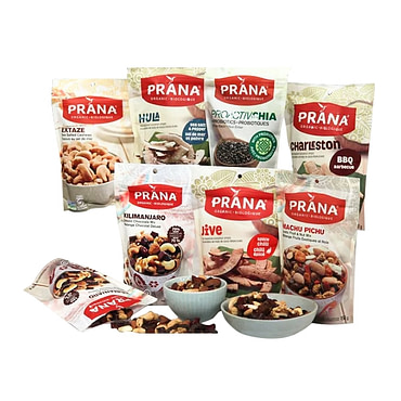 Prana Organic's Meal Delivery Service