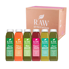 Raw Generation Juice Delivery Service