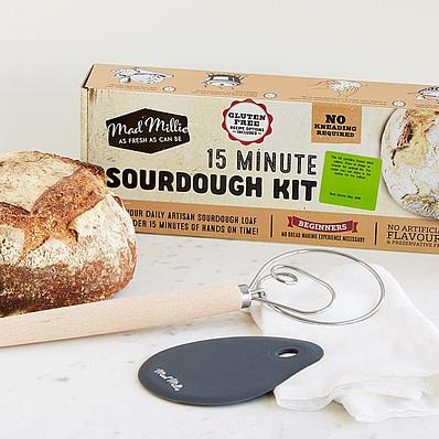 Homemade Sourdough Bread Kit
