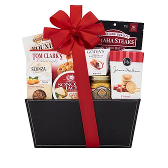 Omaha Steaks Gift Basket delivery service