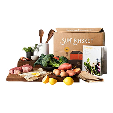 Sun Basket's Meal Delivery Program