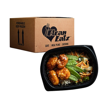 Clean Eatz's Meal Delivery Service