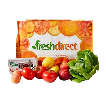 Fresh Direct delivery service
