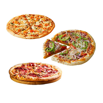 Great Clubs of America Pizza delivery service
