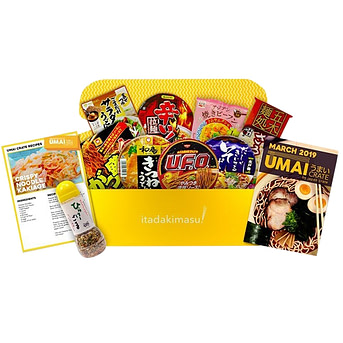 Umai Crate ramen delivery service
