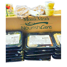 Mom's Meal's Meal Delivery Program
