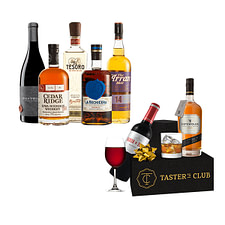 Taster's Club tequila delivery service