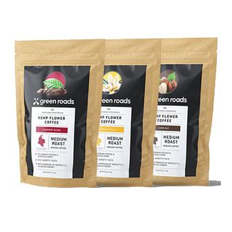 green roads cbd coffee delivery service