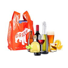Drizly's alcohol delivery service