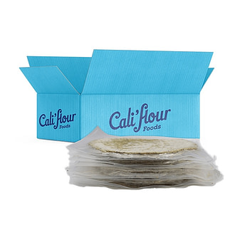 Cali'flour Foods' delivery service