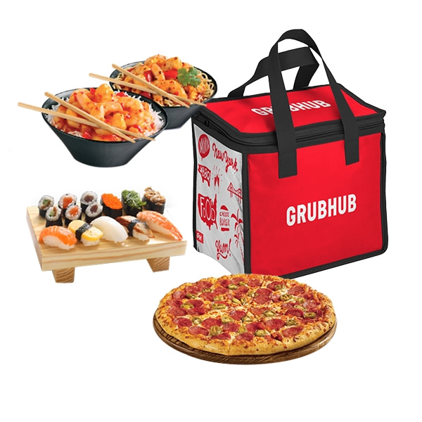 GrubHub food delivery service