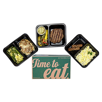 Diet-to-Go's Meal Delivery Service