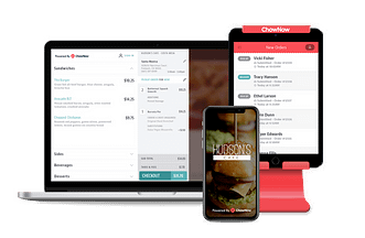 Chownow delivery app service