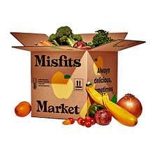 Misfits Market's meal subscription and delivery service