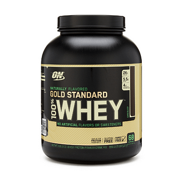 Gold Standard 100% Whey Protein delivery service