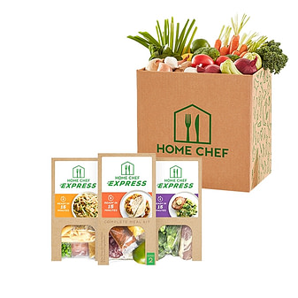 Home Chef food delivery that you can order for your home!