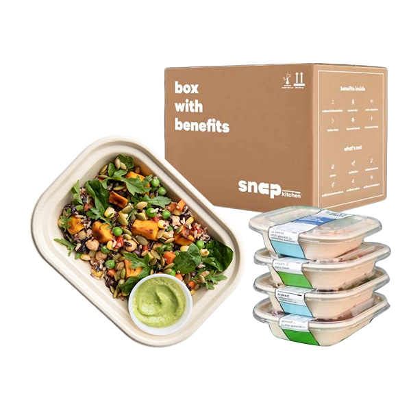 Snap Kitchen's Meal Delivery Service