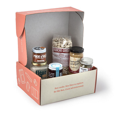 Taste of France Pantry Box