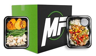MegaFit Meals' meal prep delivery service