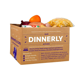 Dinnerly delivers affordable meals on the market