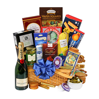 Gift Baskets Overseas delivery service