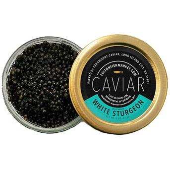 Fulton Fish Market caviar delivery service
