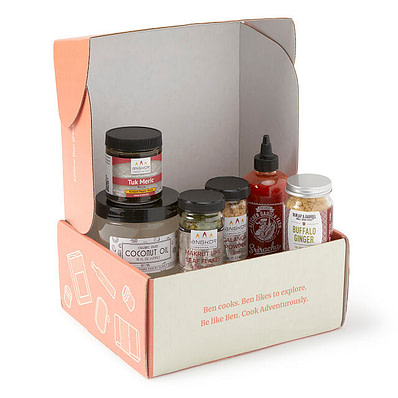 Taste of Southeast Asia Pantry Box